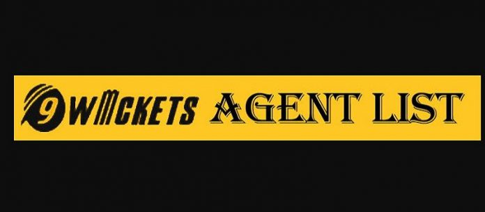9wickets agent list
